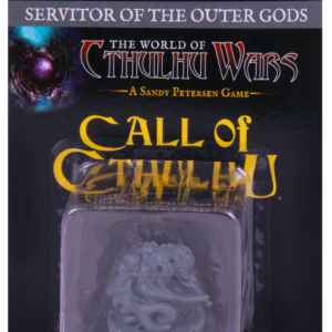 Servitor of the Outer Gods Blister Pack