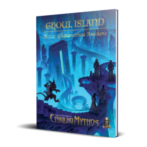 Ghoul Island Act 4